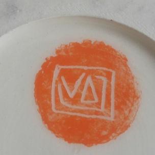Dans la boîte noire - Virginie Deruelle - Céramique - poterie - signature