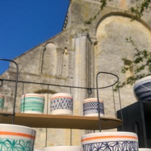 Dans la boîte noire - Virginie Deruelle - Céramique - Marché St-Gabriel Brécy