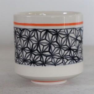 Dans la boîte noire - Virginie Deruelle - Céramique - Tasse