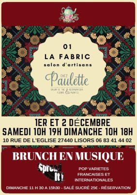 La Fabric - Chez Paulette