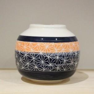 Dans la boîte noire - Virginie Deruelle - Céramique - petit vase (3)