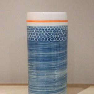 Dans la boîte noire - Virginie Deruelle - Céramique - petit vase (4)